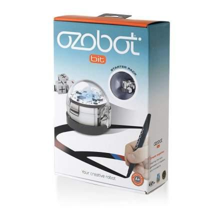 Умный и дружелюбный робот Ozobot Bit белый
