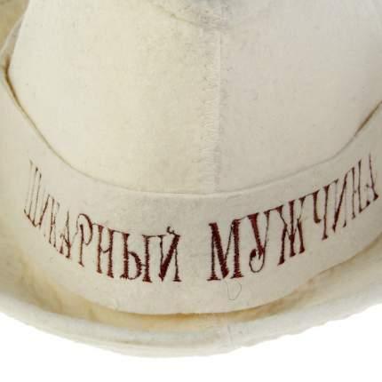 Шляпа банная Шикарный мужчина (премиум) Rusher шв089