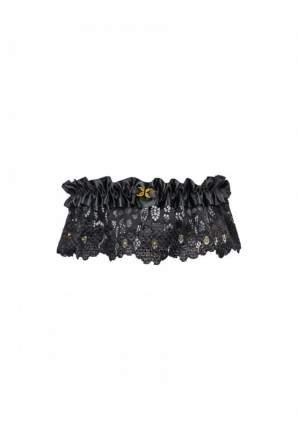 Подвязка женская LUCE DEL SOLE 1991LS черная ONE SIZE