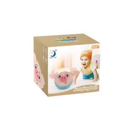 Мягкая игрушка Shantou Gepai Свинка B243-H30001