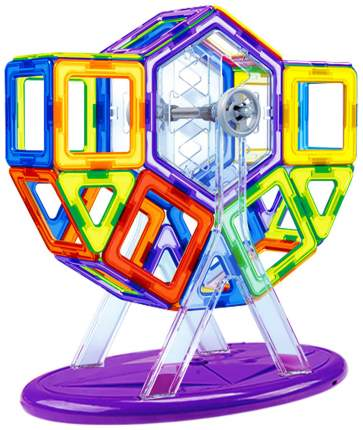Магнитный конструктор Magical Magnet, 46 деталей Unicon