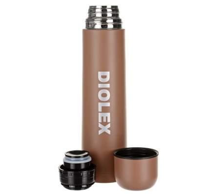 Термос Diolex DX-500-2C 0,5 л бежевый