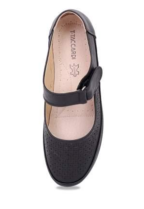 Туфли женские T.Taccardi 710018037 черные 38 RU