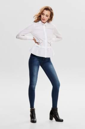 Блуза женская ONLY 15171370 белая 34 EU