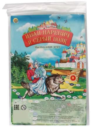 Игра настольная Рыжий кот Иван-Царевич и Серый Волк ИН-7166-no