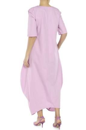 Платье женское Adzhedo 41452 розовое 4XL