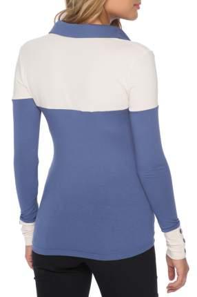 Поло женское Gloss 13104(09) голубое 36 RU