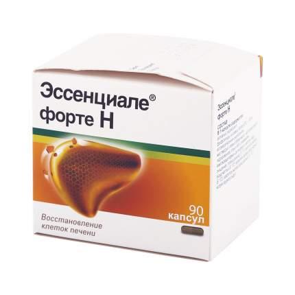 Эссенциале форте Н капсулы 300 мг 90 шт.