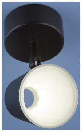 Спот Elektrostandard DLR025 черный матовый