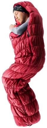 Спальный мешок Deuter Exosphere красный левый