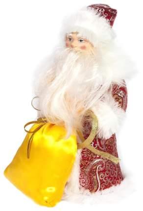 Фигурка новогодняя Волшебный мир Дед мороз под елку 7с-1116-ри