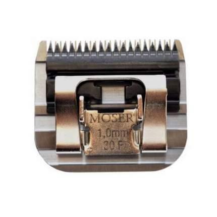 Триммер роторный для собак  MOSER сталь серебристый