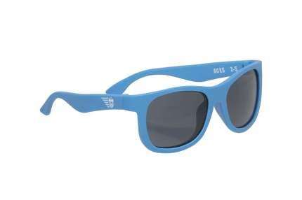 Детские солнцезащитные очки Babiators Original Navigator синий Blue Crush 0-2 года