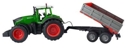 Радиоуправляемый фермерский трактор Double Eagle с прицепом Double E E354-003 1:16 2.4G