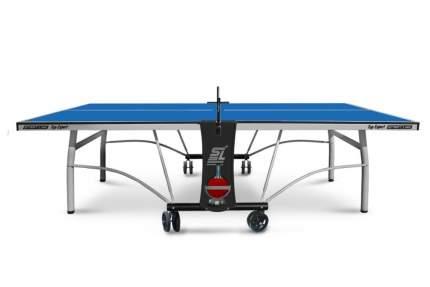 Теннисный стол Start Line Top Expert синий, с сеткой
