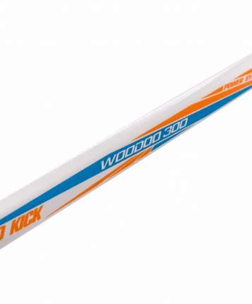 Хоккейная клюшка Grom Woodoo 300 Composite SR, 172 см, белая, правая