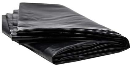 Черная виниловая простыня на резинке