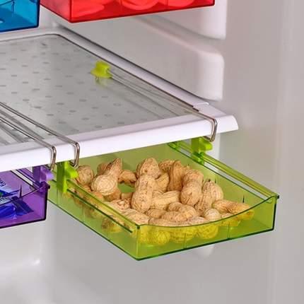 Органайзер для холодильника на металлическом основании Homsu, зеленый