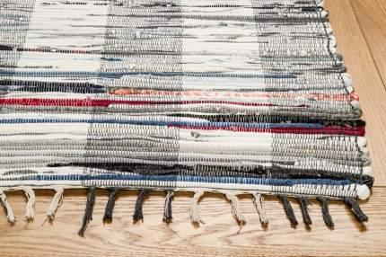 Коврик текстильный Vortex Вологодский 45х80 см Пестрый