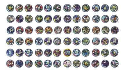 Игровой набор йо-кай вотч: медали b5944