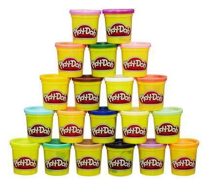 Набор пластилина Play-Doh из 20 баночек A7924