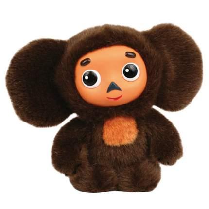 Мягкая игрушка Мульти-Пульти Чебурашка с пластмассовой мордочкой 5 сказок и песенка