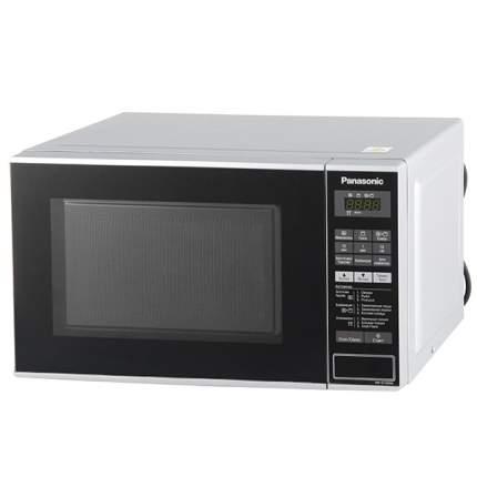 Микроволновая печь с грилем Panasonic NN-GT264MZPE silver
