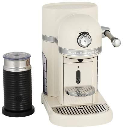 Кофемашина капсульного типа KitchenAid Artisan 5KES0504EAC Beige