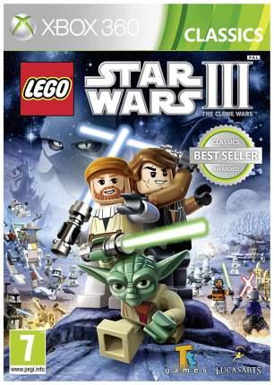 Игра LEGO Star Wars III: the Clone Wars Classics для Xbox 360