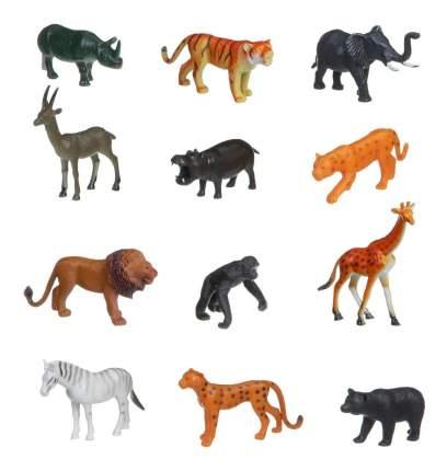 Фигрука животного Bondibon Ребятам о зверятах, животные джунглей в ассортименте