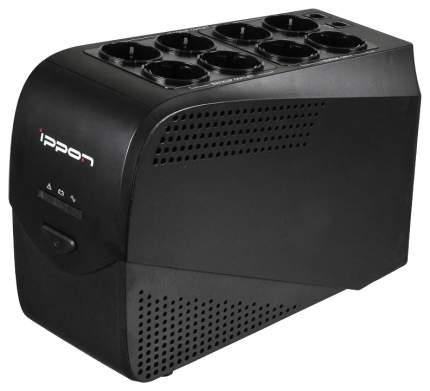 Источник бесперебойного питания IPPON Back Comfo Pro New 600 9C82-43000-F0 Черный