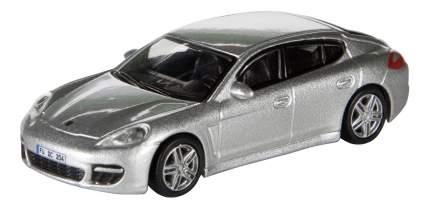 Автомобиль Schuco Porsche Panamera серебристый 1:87