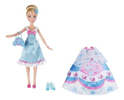 Кукла Disney модная Принцесса в платье со сменными юбками b5312 b5314