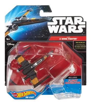 Истребитель Hot Wheels Звездолёты серии Звёздные войны CGW52 DMP63