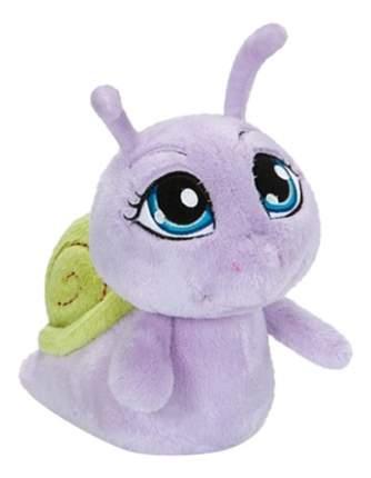 Мягкая игрушка NICI Улитка фиолетовая 25 см