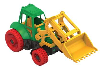 Трактор с ковшом Нордпласт