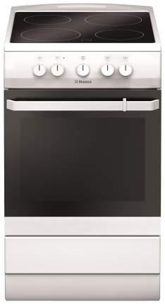 Электрическая плита Hansa FCCW54000 белый