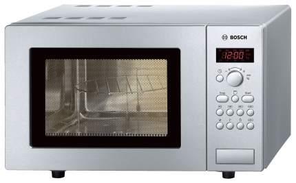 Микроволновая печь с грилем Bosch HMT75G451R silver