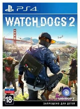 Игра для PlayStation 4 Watch Dogs 2