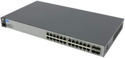 Коммутатор HP Aruba 2530-24G J9776A Серый, черный