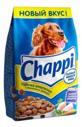 Сухой корм для собак Chappi Сытный мясной обед, Курочка аппетитная, 15кг