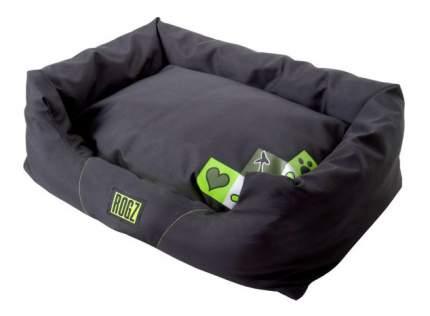 Лежанка для собак Rogz 59x90x29см черный