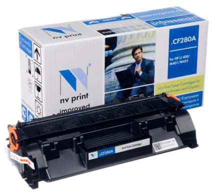 Картридж NV Print HP CF283A black для LJ M125/125FW/125A/M126/M126A/M127 (NV-CF283A)