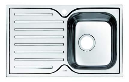 Мойка для кухни из нержавеющей стали IDDIS Strit STR78SRi77 сталь