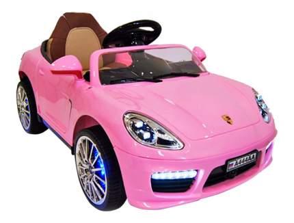Электромобиль Rivertoys Porsche Panamera розовый