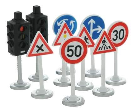 Набор дорожных знаков Siku World Светофоры и дорожные знаки