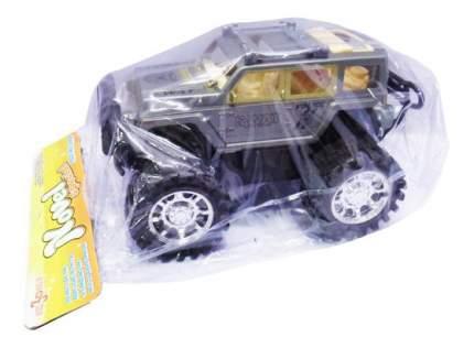 Внедорожник инерционный Junfa Toys черный