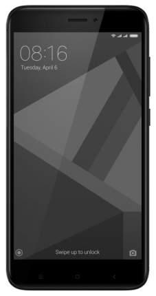 Смартфон Xiaomi Redmi 4X 16Gb Dual SIM Black