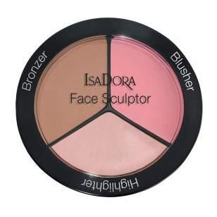 Многофункциональное средство для макияжа лица IsaDora Face Sculptor 02