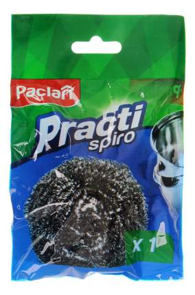Мочалка металлическая Paclan Practi Spiro